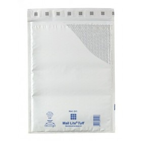 50 Enveloppes à Bulles PLASTIFIEES Type H/5 - Format 270x360 mm