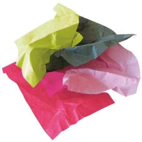 Adhésif PVC - 50x100 BLANC - 32µ ULTRA SILENCIEUX