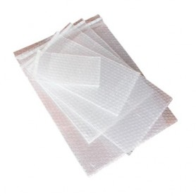Sachets à Bulles AVEC FERMETURE Type C - Format 150x250 mm