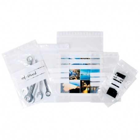 Sachets à Bulles AVEC FERMETURE Type E - Format 220x360 mm