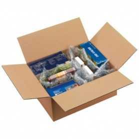 Pochettes / Enveloppes plastiques opaques 400x520 mm