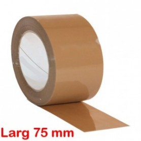 Rouleaux Adhésifs PVC 75x100 HAVANE
