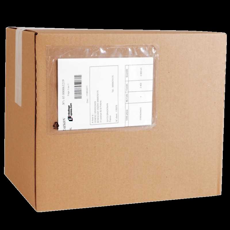 Enveloppes à Mousse - Type K/7 - Format 350x470 mm