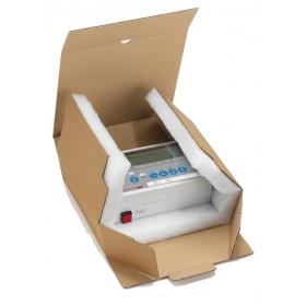 Boîtes postales Blanches 110x110x80 (mm)