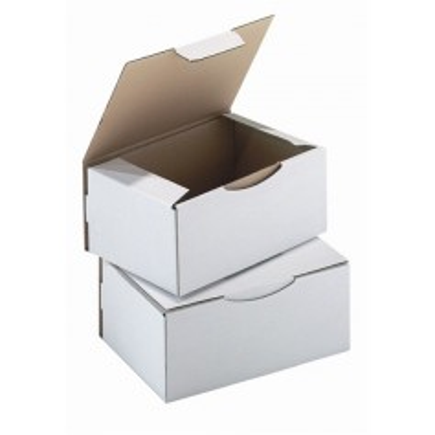 Boîtes postales Blanches 200x100x100 (mm)