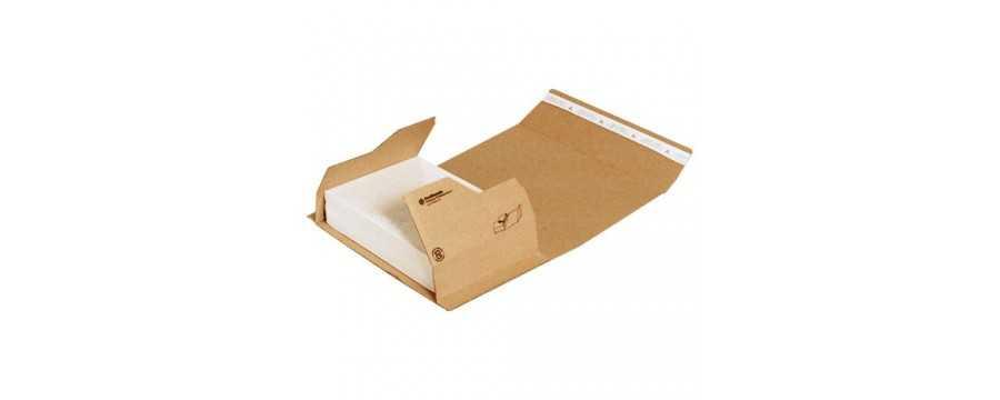 Etuis Standard avec fermeture adhésive Unipac®