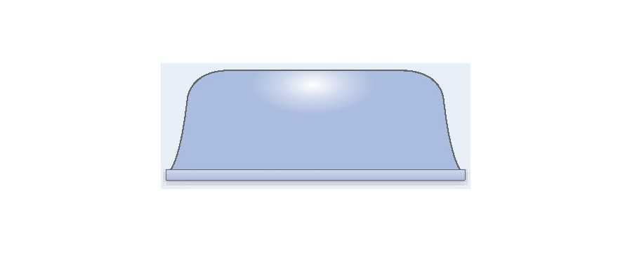 Bulle de diamètre 32 mm